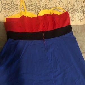 DC Comics Dresses - DC comics wonder women dress 3x